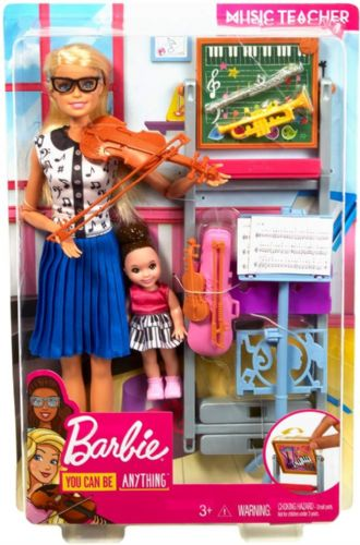 Barbie Music Teacher with Accessories